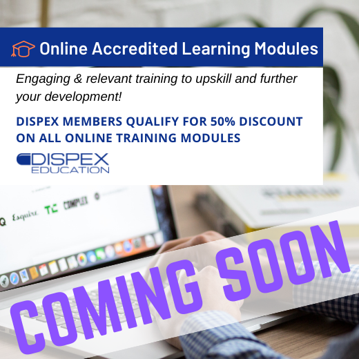Online learning – coming soon